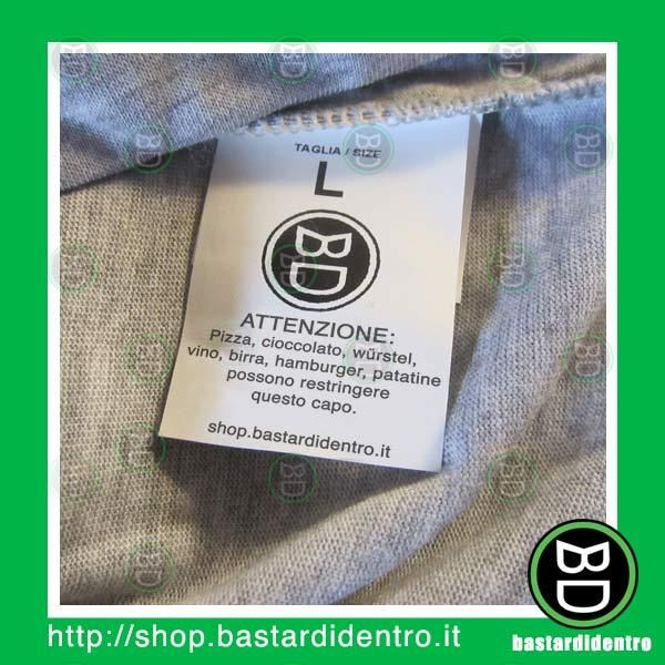 Magliette BastardiDentro
