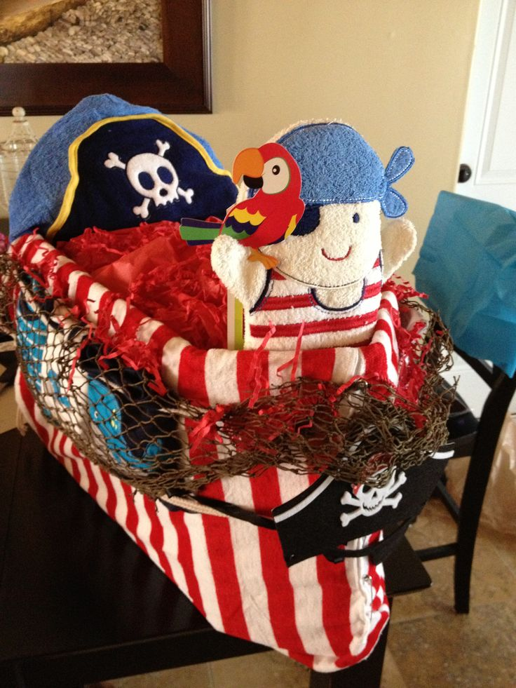138 best Pirate Baby Shower images on Pinterest | Pirate baby ...