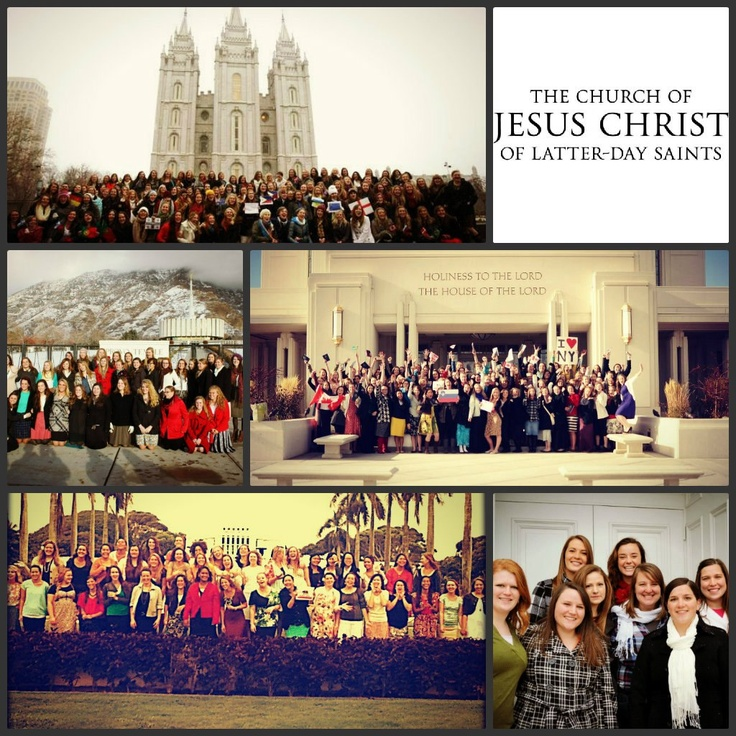 A Well-Behaved Mormon Woman: Newly Called Sister Missionaries Unite and Create EPIC Video