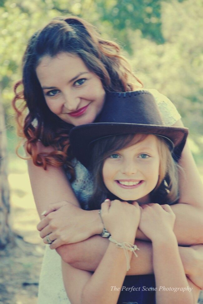 Mother Daughter Photoshoot