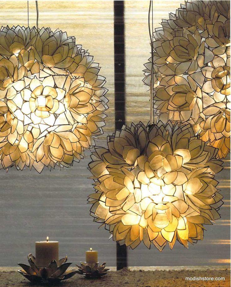 Roost Lotus Flower Chandelier   White2285 best  Lighting Diy  images on Pinterest   Live  Diy lamps and  . Roost Lighting Design. Home Design Ideas
