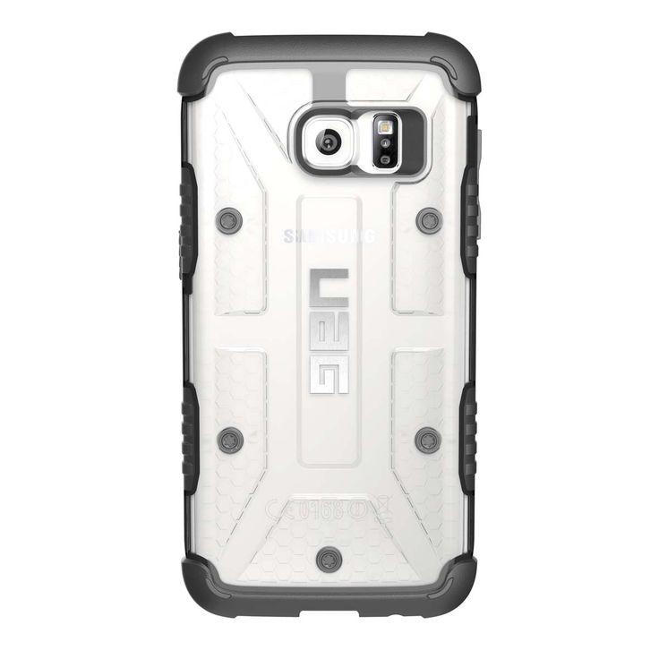 UAG UAG Samsung Galaxy S7 Composite Case Clear/Black www.kabelfabrikken.no