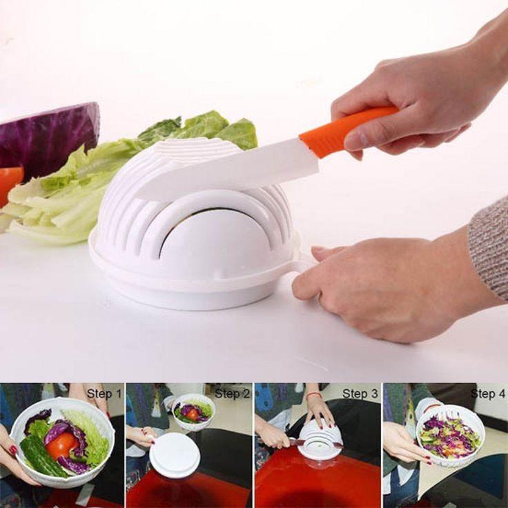 Quick Salad Maker
