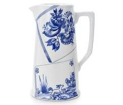 blue and white china tiles