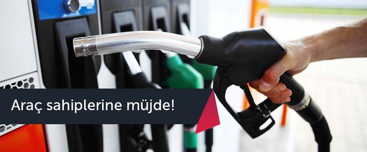 Akaryakıt dağıtım şirketleri, benzinde 13 kuruş, motorinde ise 8 kuruş indirim yaptı.