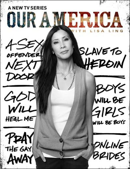 Our America on OWN w/ Lisa Ling.