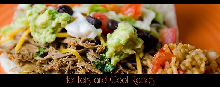 Hot Eats and Cool Reads  http://www.hoteatsandcoolreads.com/2012/07/roasted-red-pepper-and-tomato-pasta.html#