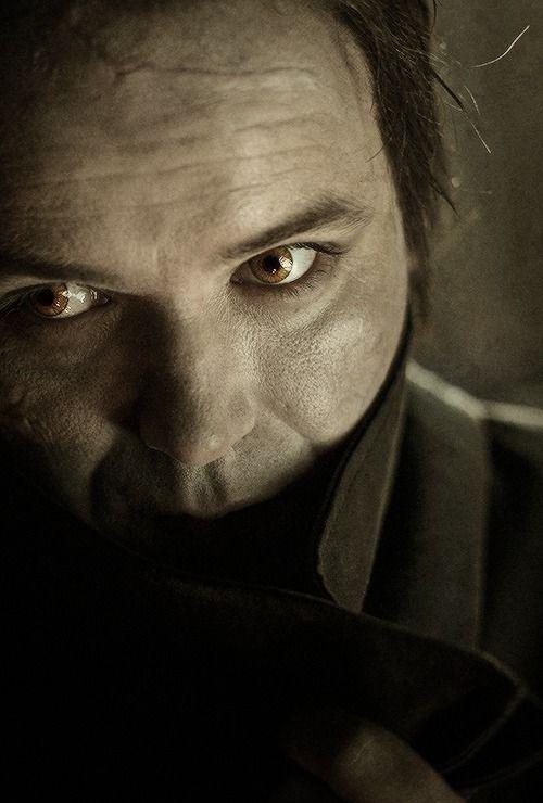 Penny Dreadful has made me a huge fan of Rory Kinnear. His portrayal of Frankenstein's monster is heartbreaking.