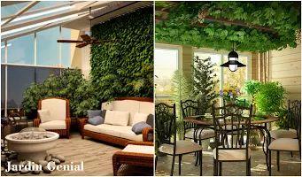 Зимние сады становятся все  более и более популярными.  Отдых в зимнем саду, живом и зеленом, не только самый привлекательный способ  отдохнуть, но и способ  повысить уровень и качество  жизни.   Независимо от погоды,  зимний сад может создать  ощущения того, что вы  находитесь на природе.   Зимним садом принято  называть отапливаемое  помещение с естественным  освещением, предназначенное для растений.  Обычно зимний сад  представляет из себя застеклённое  помещение с металлическим  каркасом…