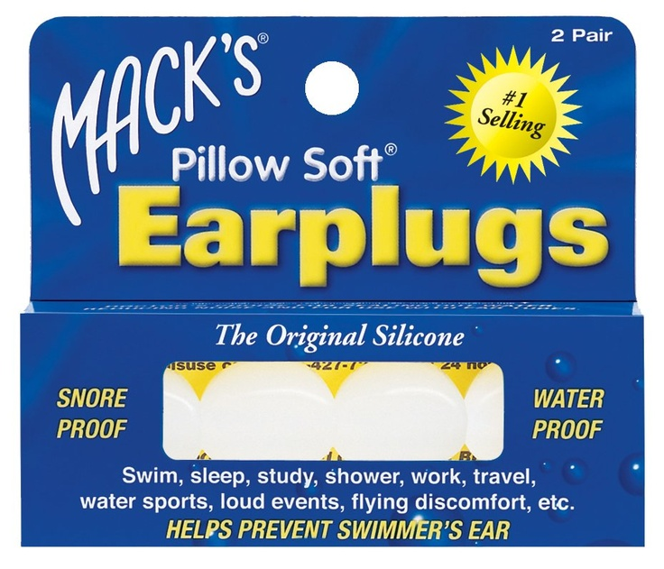 Mack's Pillow Soft Silicone Earplugs - Best Price