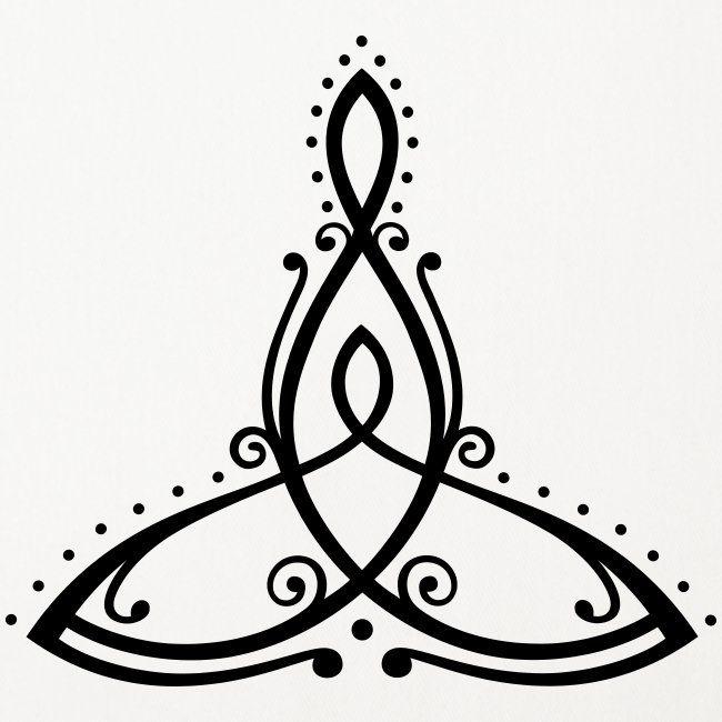 Keltisches Symbol Mutter Mit Kind Keltische Symbole Tattoo