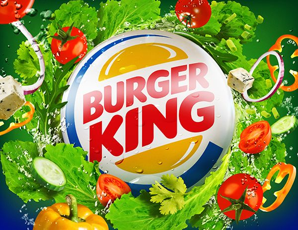 Burger King on Behance