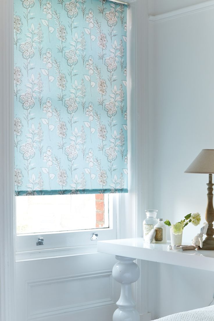 Modern 36 quot 40 quot blinds shades allmodern - Brighten Up You Bathroom With A Sheer Blind Rollerblinds Patternedblinds Home