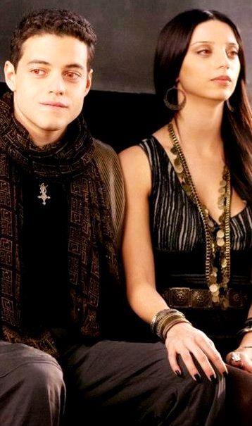 #Twilight - Ben and Tia in Breaking Dawn 2