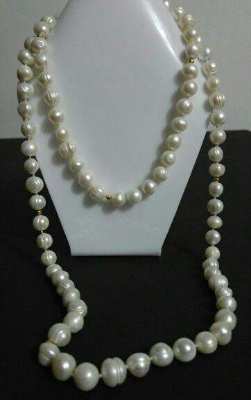 Perlas Anudadas