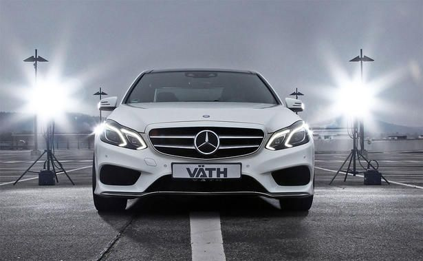 2014 Mercedes E500 Power Kit and Body Kit by Vath