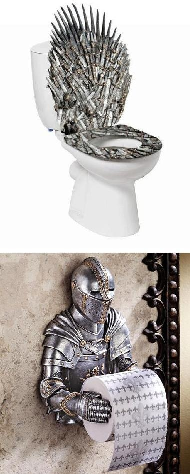 Game of Thrones Bathroom