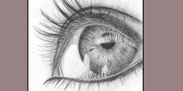 Awesome pencil drawings of eyes