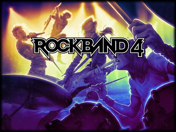 Fangirl Review: HARMONIX LAUNCHES NEW FIG CAMPAIGN FOR ROCK BAND 4 ON PC