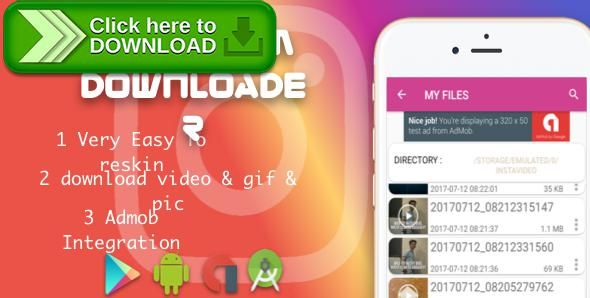 [ThemeForest]Free nulled download Instagram downloader video and photo from http://zippyfile.download/f.php?id=46224 Tags: ecommerce, Download Instagram, downloader, downloader instagram, instagram, instagram download, instagram download video, Instagram Downloader, instagram downloader video, instagram photo, instagram repost, Instagram video download, instagram video downloader, repost instagram, video, video downloader instagram