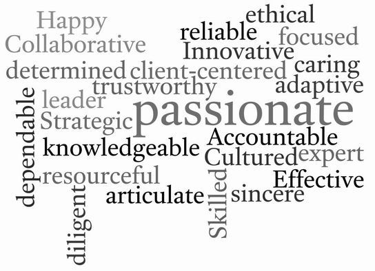 Adjectives For Resumes amazing resource descriptive words list of adjectives for resumes self descriptive Personality Adjectives
