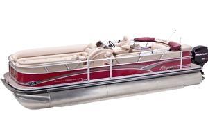 I want a pontoon boat - - - and a lake house too