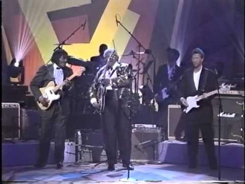 B.B. King, Jeff Beck, Eric Clapton, Albert Collins & Buddy Guy - Apollo ...