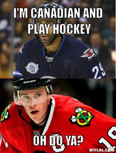Funny Blackhawks Meme : Best images about hockey on pinterest funny