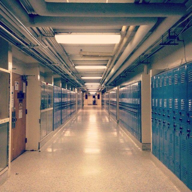 Pin By Um On Og Creeps Ville School Hall School Hallways School