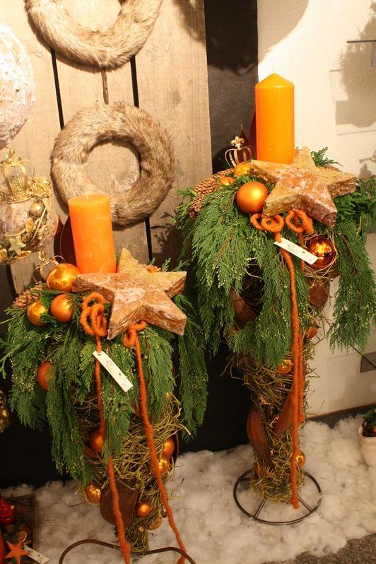 Blumen Gerber & Co. Steffisburg Thun - Impressionen Adventsausstellung 2013