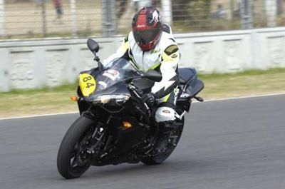 My 2007 R1: I like it because if its agility, velocity, and power.