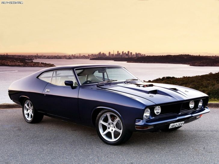 muscle cars vehicles ford-#16
