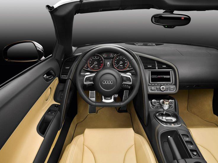 2010 Audi R8 Spider