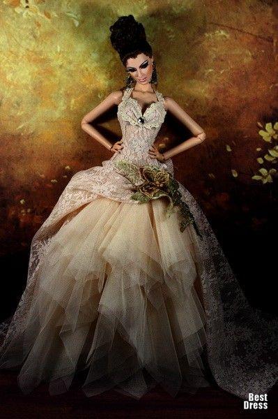 Куклы от Monaeboy (II) » BestDress - cайт о платьях!