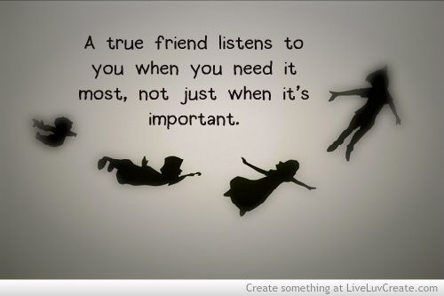 Quotes about true friendship and love