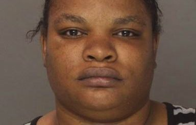 Keisha Moore is accused of causing severe burns to her 8-year-old son.