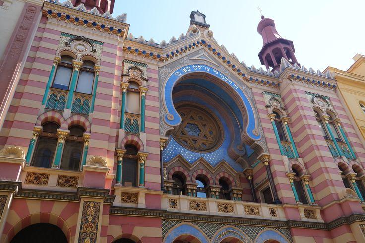 Praagse synagoge