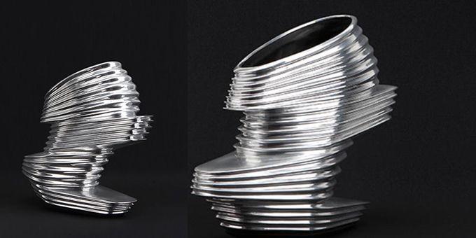 Nova Shoes by Zaha Hadid! Il Futurismo nelle #scarpe !!