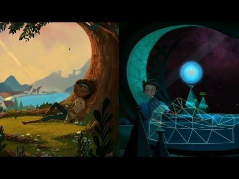 Broken Age - Gameplay Walkthrough Part 1 - Shay and His Spaceship (PC, iOS, Android) - YouTube walkthrough Also works for PS4
