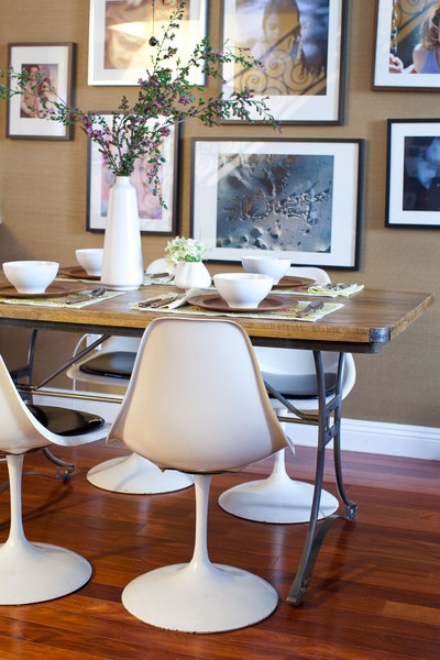 Love It All Retro ChairsPicture WallRoom ArtDining