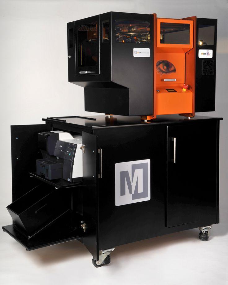 Mcor IRIS full color paper-based 3D printer #3dprinter #3dtiskarna #lamination