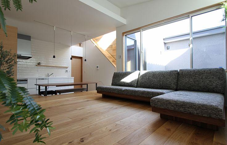 設計事例「宮永市町の家」|建築設計事務所 石川県金沢市 福田康紀建築計画