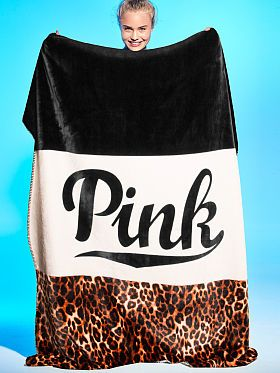 Victoria's Secret: Soft Sherpa Blanket