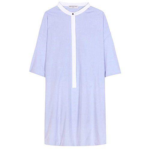 (バレンシアガ) Balenciaga レディース トップス Tシャツ Cotton tunic 並行輸入品  新品【取り寄せ商品のため、お届けまでに2週間前後かかります。】 商品番号:hb4-p00130180 詳細は http://brand-tsuhan.com/product/%e3%83%90%e3%83%ac%e3%83%b3%e3%82%b7%e3%82%a2%e3%82%ac-balenciaga-%e3%83%ac%e3%83%87%e3%82%a3%e3%83%bc%e3%82%b9-%e3%83%88%e3%83%83%e3%83%97%e3%82%b9-t%e3%82%b7%e3%83%a3%e3%83%84-cotton-tunic/