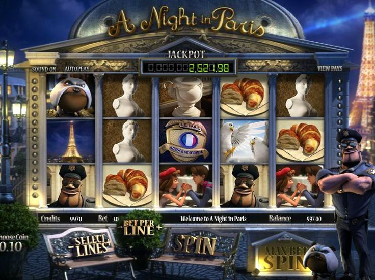 Let´s spin Slot machine game A Night in Paris free - http://freeslots77.com/free-online-slot-a-night-in-paris !! More Free Slots on http://freeslots77.com