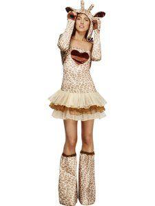 Kostuum Giraffe Fever