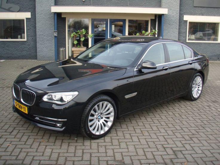 BMW 7 Serie  Description: BMW 7 Serie 730D HIGH EXECUTIVE  Price: 544.16  Meer informatie