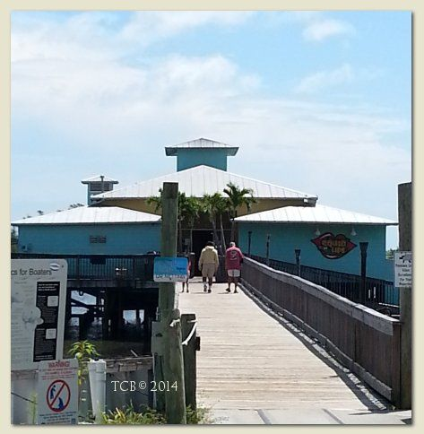 Squid Lips Restaurant entrance