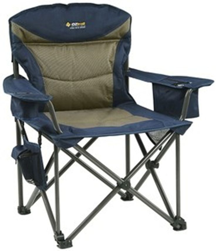 OZtrail Titan Folding Camping Chair - Outdoor Oz