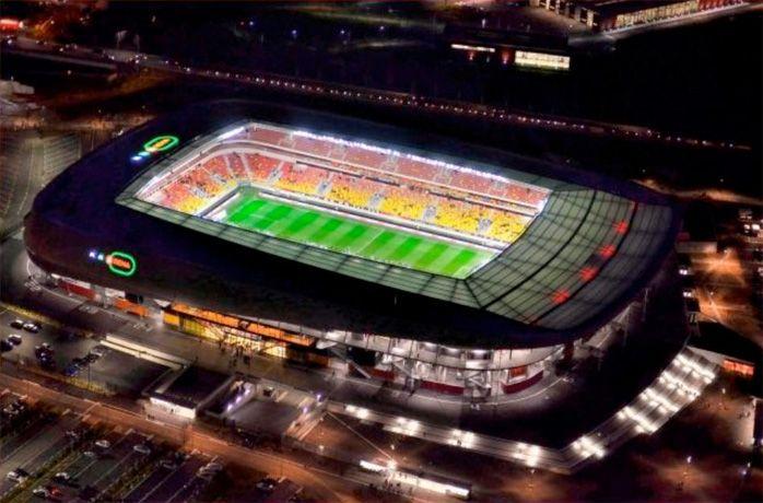 Стадион «ММАрена», Ле Ман, Франция